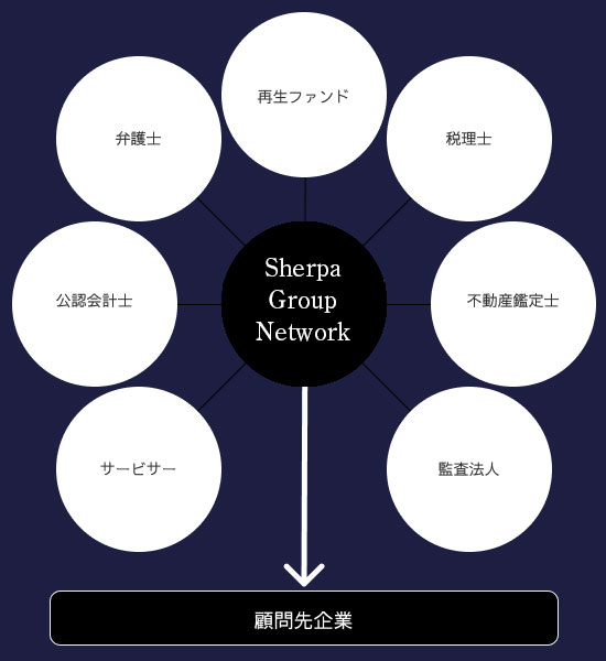 Sherpa Group Network